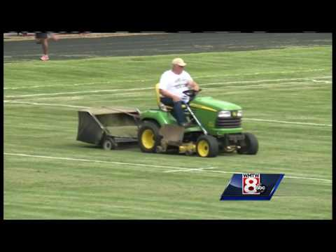 Drought leading to dangerous field conditions