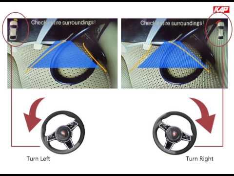 Porsche PCM 3.1 PAS & PDC test