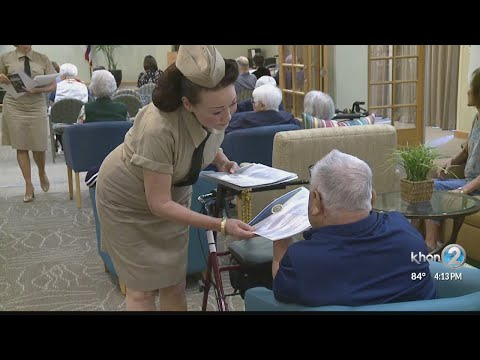 Hawaii veterans honored with certificates