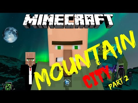 Video MINECRAFT MOUNTAIN CITY PART 2 FATHER AND SON GAMING download in MP3, 3GP, MP4, WEBM, AVI, FLV February 2017