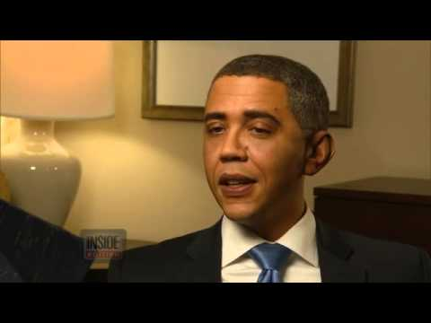 impersonator - Les Trent from Inside Edition spoke with the President Obama impersonator Reggie Brown about how he transforms from a regular guy to the Commander in Chief, ...
