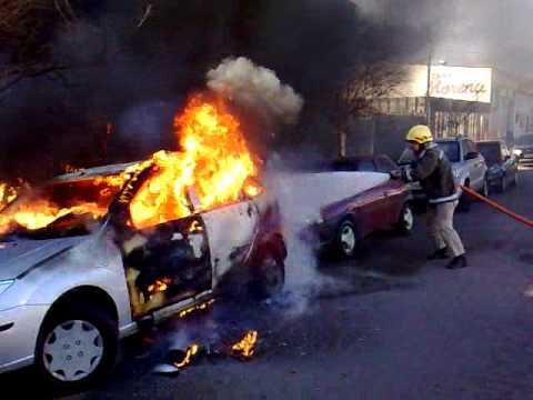 Deslocamento Ocorrência e Combate a Incêndio - Bombeiros Santa Cruz do Sul/RS