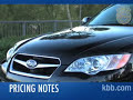 Icon for Post #Subaru Legacy Car Review – Kelley Blue Book Review