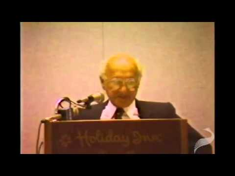 Ludwig von Mises - Full talk here: http://www.youtube.com/watch?v=bibfslEFk2s.
