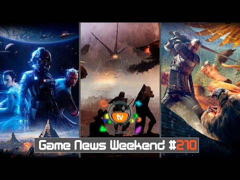 Игровые Новости — Game News Weekend #210 | (Destiny 2, Assassin's Creed, Far Cry 5, The Crew 2)