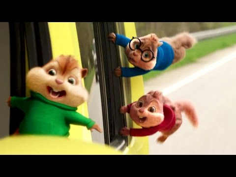 Alvin and the Chipmunks: The Road Chip (Trailer 2)