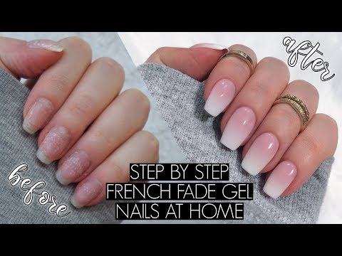 Gel nails - DIY GEL MANICURE AT HOME  The Beauty Vault