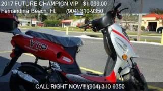 9. 2017 FUTURE CHAMPION VIP CY50A for sale in Fernandina Beach,