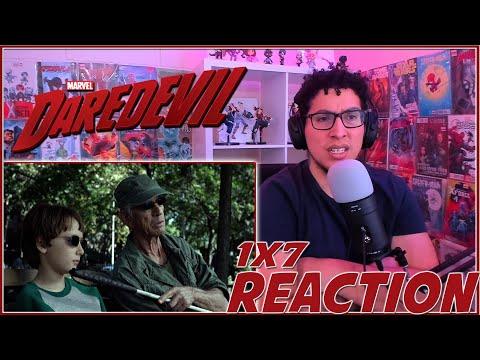 """STARTING AT THE BOTTOM"" | Daredevil 1x7 REACTION |Season 1 Episode 7"