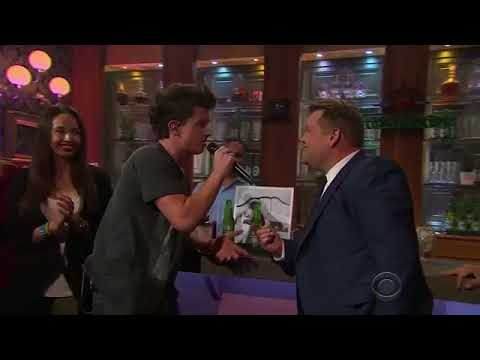 Charlie Puth -Attention Live on James Corden