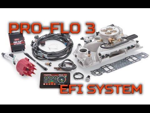 , title : 'Pro-Flo 3 EFI System'