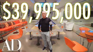 Video Inside a $40M Hamptons Home with an Indoor Rock Climbing Wall | On the Market | Architectural Digest MP3, 3GP, MP4, WEBM, AVI, FLV Juli 2019
