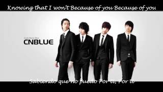 CN Blue   Don't Say GoodBye Sub Español + Lyrics