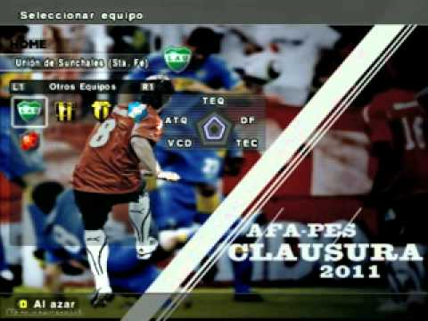 El Option File Ver Video Pes 6009 Actualizado 2011 2012 Pes 6