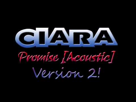 Promise [Acoustic Version V2] (Instrumental Ciara Cover)