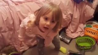 Adorable Little Girl Has Best Reason Ever For Yelling At Her Mom
