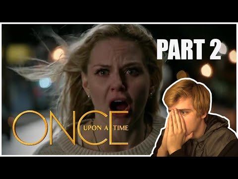 Once Upon A Time - Season 4 Episode 22 (REACTION) 4x22 Operation Mongoose Part 2