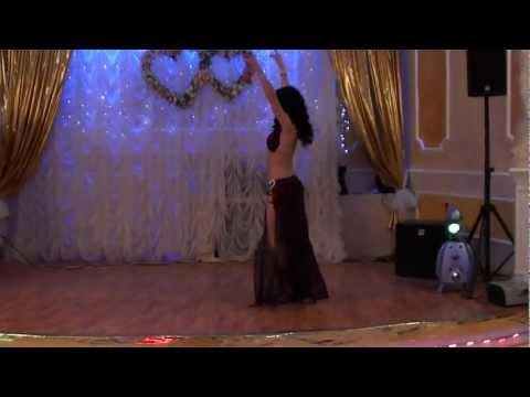 Беллиданс 2012 - выступает Яна Гилмутдинова