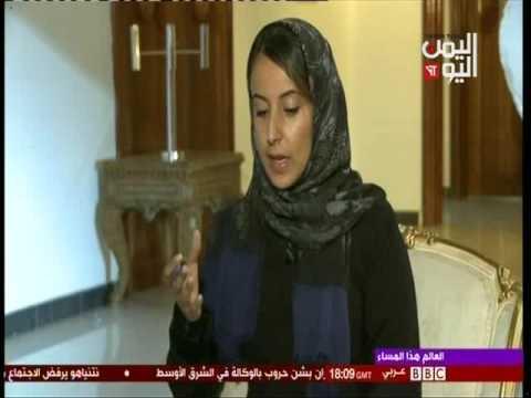 لقاء خاص للزعيم علي عبدالله صالح مع قناة BBC