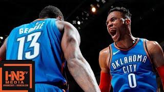 Oklahoma City Thunder vs Brooklyn Nets Full Game Highlights | March 13, 2018-19 NBA Season