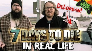 Download Video 7D2D In Real Life | Back To The Poo-ture (E03) MP3 3GP MP4