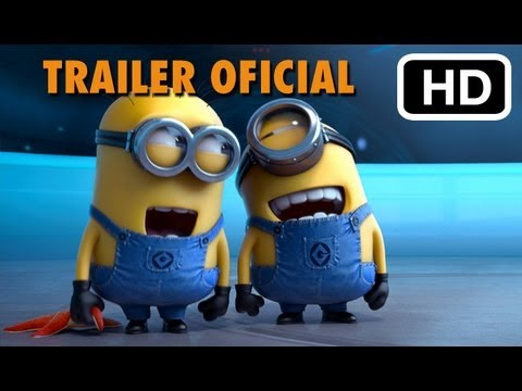 MI VILLANO FAVORITO 2 -- Trailer -- Oficial HD [Universal Pictures]