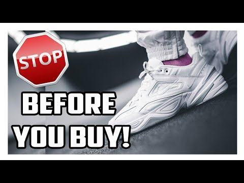 Watch This Before You Buy The Nike M2k Tekno!