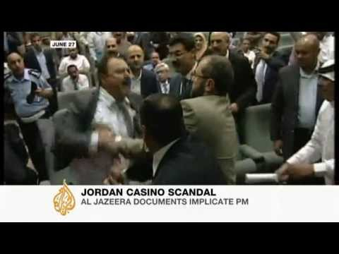 Al Jazeera uncovers link  between Jordanian PM and casino deal