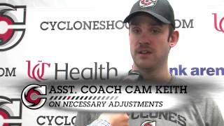 CYCLONES TV: Post Practice Report - November 20, 2014
