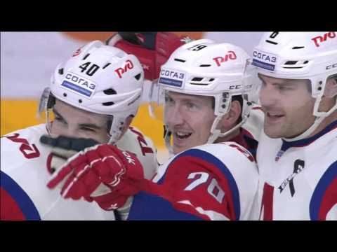 KHL Top 10 Goals for Week 7 / Лучшие голы седьмой недели КХЛ (видео)