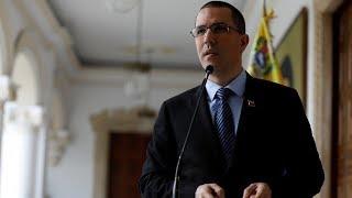 """Venezuela denuncia """"criminal violación del Derecho Internacional"""" por parte de la OEA"""