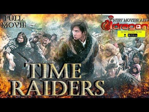Mallika Hindi Full Movie (Time Raiders) | Latest Movie 2019