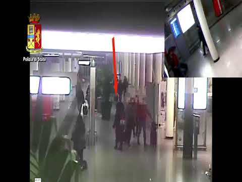 Furto in aeroporto: tre donne incastrate dalle telecamere