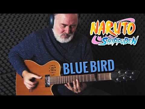 Blue Bird - Naruto Shippuden OP3  (ナルト疾風伝) - Igor Presnyakov -  fingersyle guitar cover - Thời lượng: 112 giây.