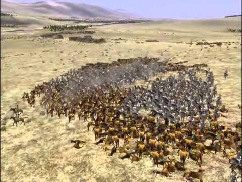 Time Commanders – Battle of Hydaspes