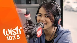 """Video Juris sings """"Forevermore"""" (Side A) LIVE  on Wish 107.5 Bus MP3, 3GP, MP4, WEBM, AVI, FLV Maret 2018"""