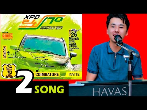 Video HAVAS guruhi song-2 KAL HO NAA HO for XPD 2470 download in MP3, 3GP, MP4, WEBM, AVI, FLV January 2017