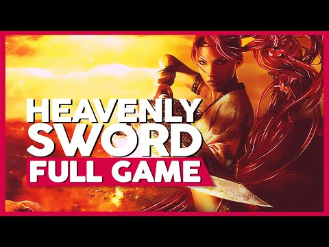 Heavenly Sword | Full Gameplay/Playthrough | PS3 | No Commentary