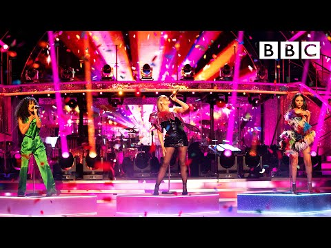 """""""I'm gonna dance, under the lights"""" 🎶 @Little Mix ✨ @BBC Strictly Come Dancing - BBC"""
