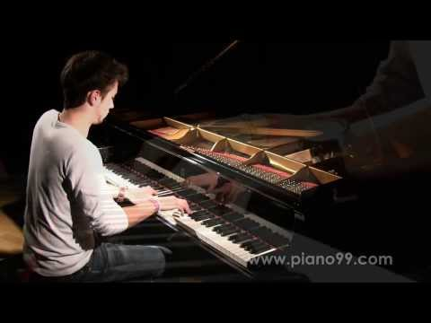 Sestak - Playing my own version of Frederic Chopin's Nocturne E-flat major ▻ Website: http://www.piano99.com ▻ Facebook: http://www.facebook.com/luca.sestak ▻ iTunes:...