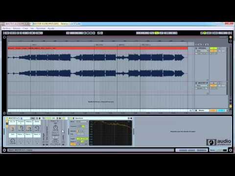 Tutorial en Español de masterización - Imagen estéreo