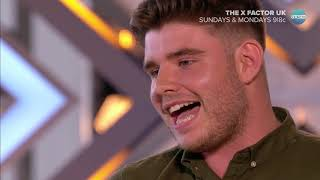 Lloyd Macey Stuns with Sam Smith Cover - The X Factor UK on AXS TV