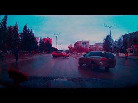 Авария в Северске