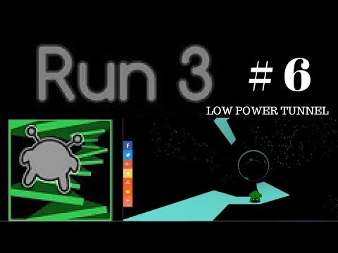 Run 3 (Ep 6) Taking Charge in Low Power Tunnel