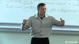 Erik Thoennes: What Theology Is / Revelation And Scripture