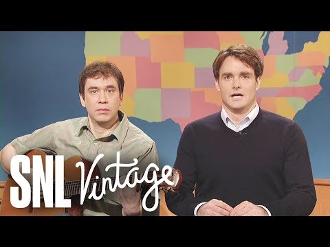 Weekend Update: Will Forte on Earth Day - SNL