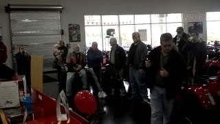 9. Honda of Chattanooga drawing for the 2012 Honda CRF50 dirtbike - Celebrating 50 Years! 1962-2012