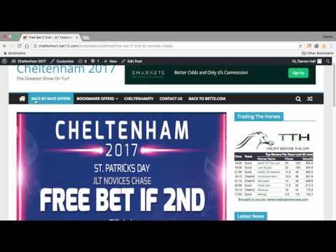 Cheltenham Festival Day Three Offers