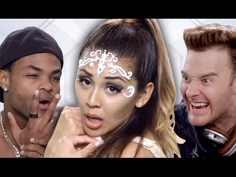 "Ariana Grande Ft. Zedd - ""Break Free"" PARODY"