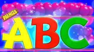 ABC Song | Nursery Rhymes For Kid | Kindergarten Video With Lyrics | Song For Kids by Farmees